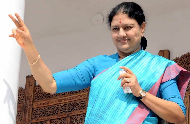 Income Tax Department freezes Sasikala's assets worth Rs 2000 crores