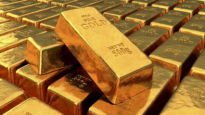 Gold trades flat  lower by 0.09 percent at Rs 50,002 per 10 gram