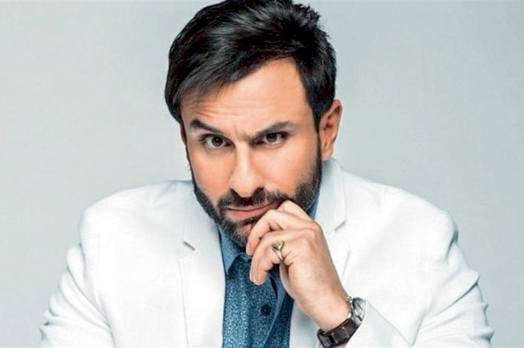 Indian award shows is a whole big tamasha : Saif Ali Khan