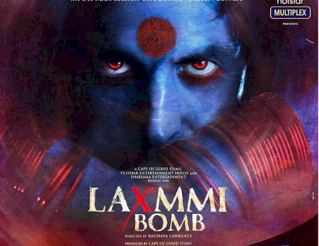 Laxmmi Bomb trailer out