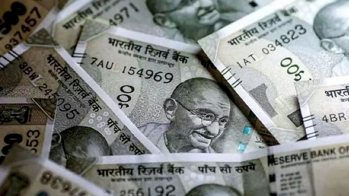 Indian Rupee ended lower at 73.27 per dollar