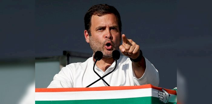 Rahul Gandhi slams govt for not paying GST compensation dues to states