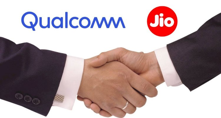 Jio and Qualcomm comes together in major 5G tie up