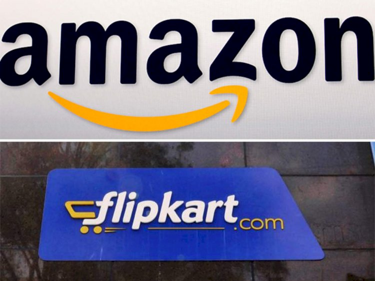 Amazon, Flipkart festival sales earns $3.5 billion in just four days