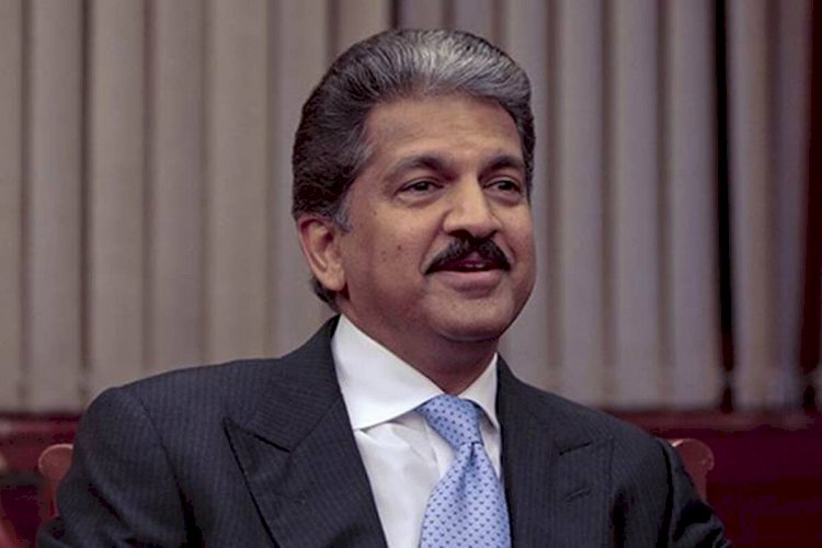 Anand Mahindra says enjoy festive season but be ziddi. Wear a mask