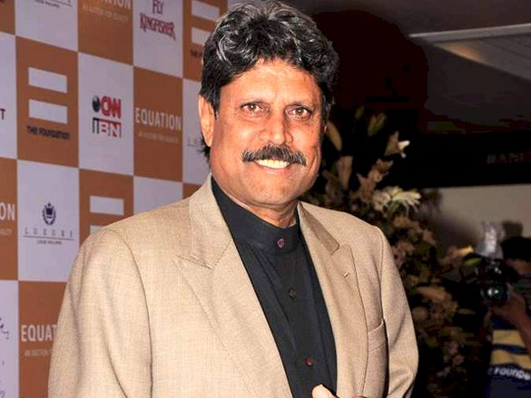 Kapil Dev undergoes angioplasty after suffering chest pain