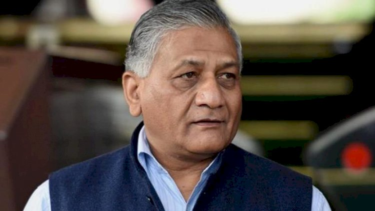 India can utilize Pakistan's Pulwama admission to get them blacklisted by FATF : VK Singh
