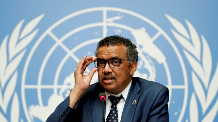 WHO chief Tedros Adhanom in quarantine after contact tests positive for coronavirus