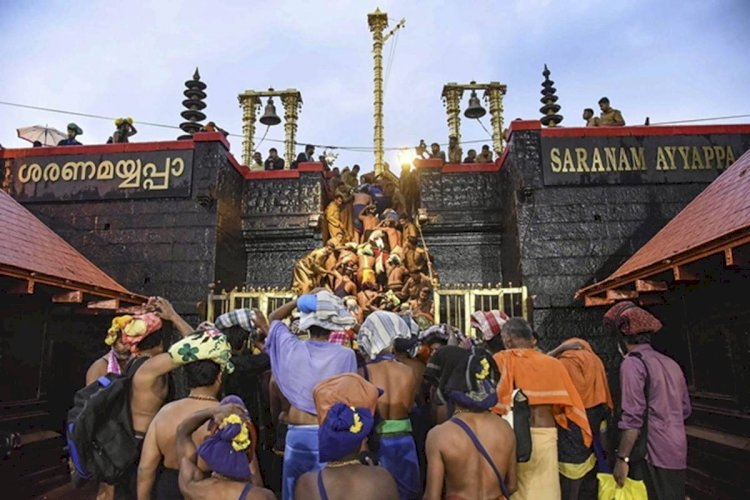 Fresh Covid guidelines issued ahead of Sabarimala festival starting on November 16