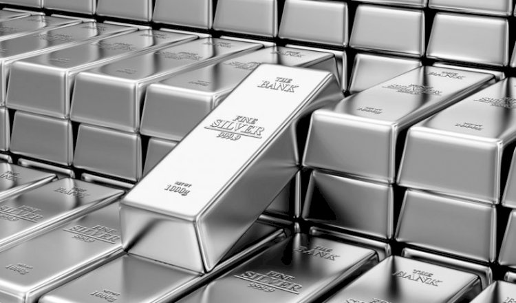 Silver  rise 0.51% to Rs 62,322 per kg