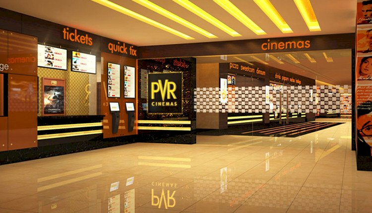 PVR shares jump 8?spite Q2 loss of Rs 184 crore