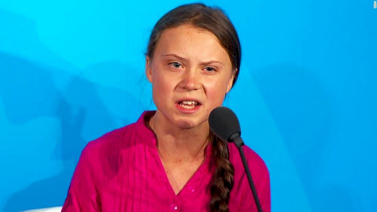 Chill Donald, Chill : Greta Thunberg slams Donald Trump for US Election results 2020