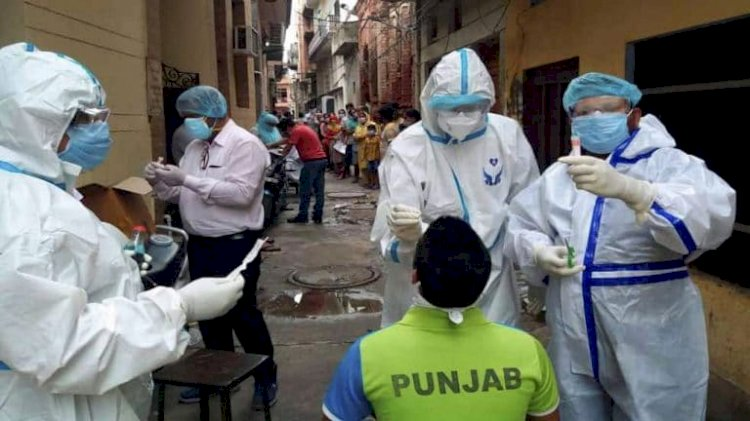 India registers 50,357 new coronavirus cases, total tally over 84.62 lakh