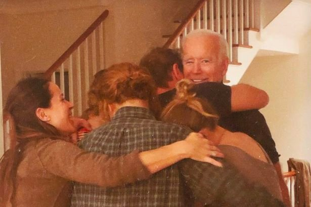 Joe Biden's granddaughter Naomi shares delightful family pic after his win