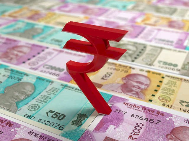 Indian rupee trading flat at 74.15 against dollar