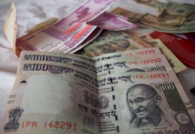 Market Opens : Indian rupee opened lower at 74.23 per dollar