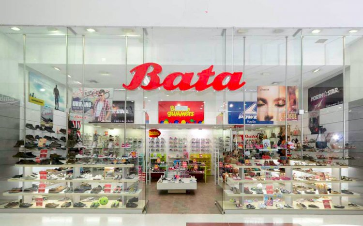 Bata revenue plunged to Rs 367.9 crore from Rs 722 crore YoY,Share price falls 3%
