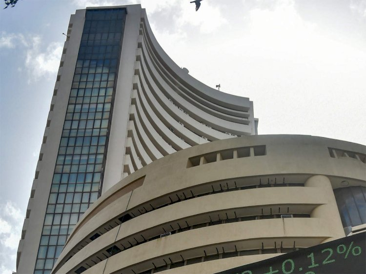 Closing Bell: Sensex   down 236.48 points