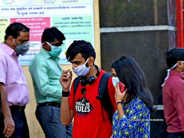 Coronavirus cases in India surge over 87.28 lakh after 44,878 fresh infections