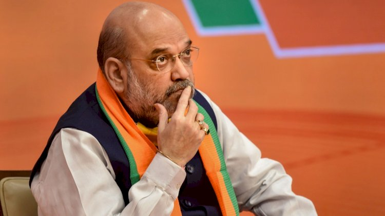 Modi govt strongly opposes those who throttle freedom of press : Amit Shah