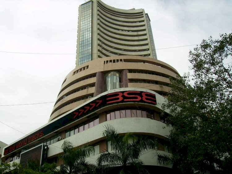 Market Close : Sensex was up 227.34 points