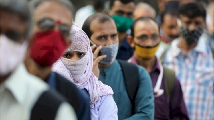 India reports 67,780 new cases of coronavirus; total case tally at 89,12,907