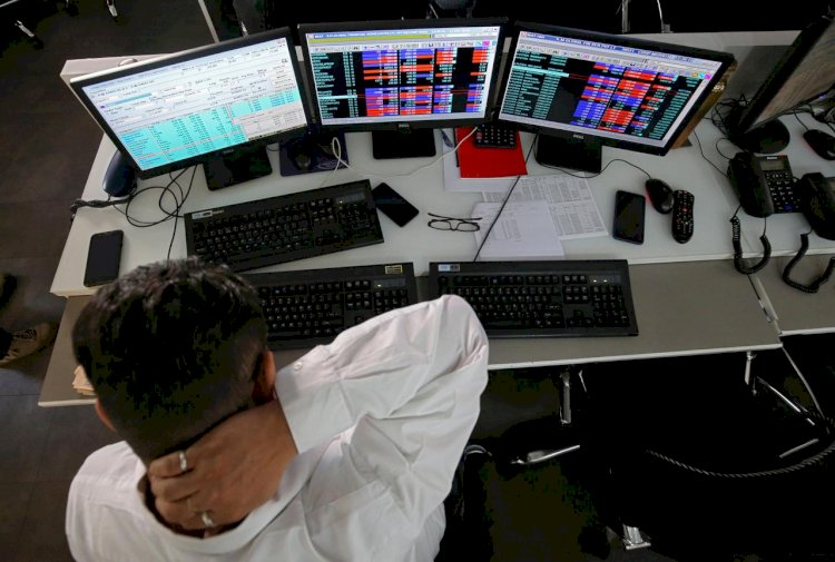 NSE : Coal India ,Asian paints were among the top losers