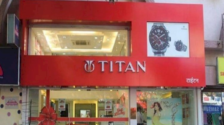 Titan Company share price hits 52-week high after festive business