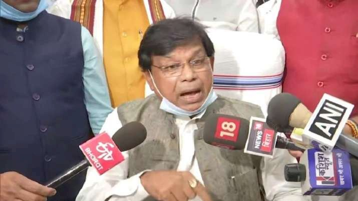 Bihar minister Mewalal Choudhary resigns over corruption allegations 1.5 hours after taking over