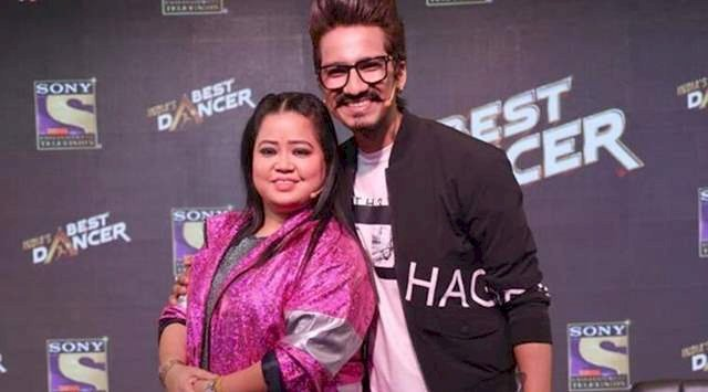 NCB raids Bharti Singh and Haarsh Limbhachiyaa's house in drug probe case