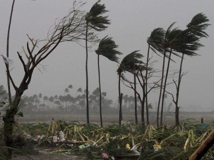 Low pressure over Bay of Bengal to intensify, cyclonic storm to move towards Tamil Nadu-Puducherry in 24 hours