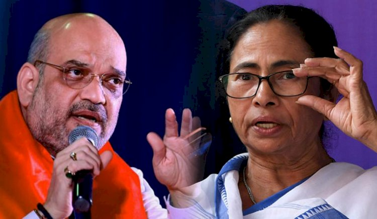 Mamata Banerjee slams Amit Shah at Bankura event, says BJP leader's lunch with tribal family a photo-op