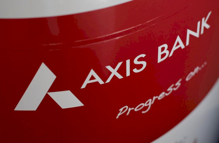 NSE : Adani Ports , Axis Bank were among the top gainers