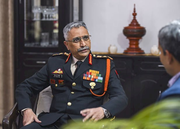 Terrorists making desperate attempts to infiltrate into J&K: Army Chief General MM Naravane