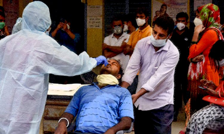 India records 35,551 new Covid-19 cases, 526 deaths in 24 hours