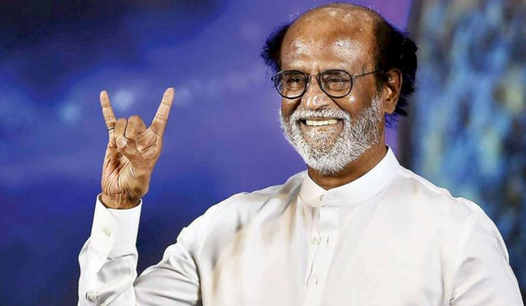 Rajinikanth takes the plunge, to announce political party in January 2021