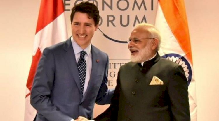 Canada PM Trudeau reiterates stand on peaceful protest amid diplomatic tussle with India