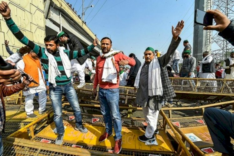 Farmers to occupy toll plazas, block more Delhi roads as part of Bharat Bandh on Dec 8