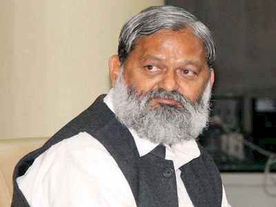 Haryana Health Min Anil Vij tests Covid positive days after getting single doze of Covaxin