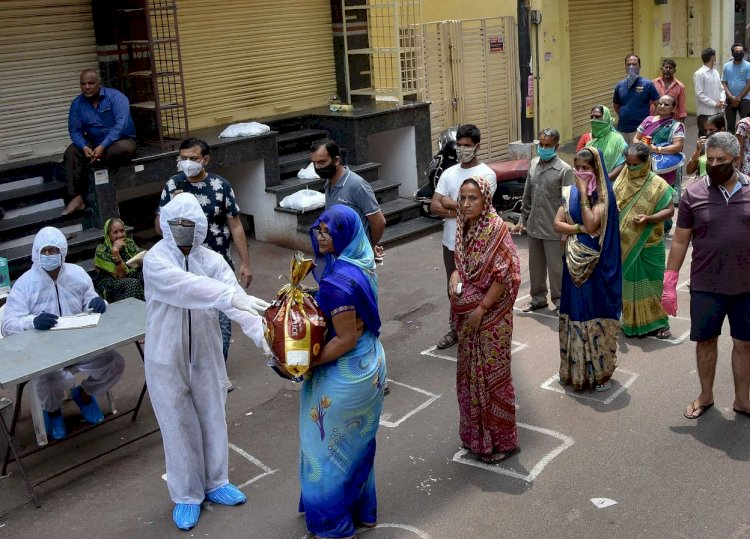 India records 32,080 fresh Covid-19 cases, 402 deaths in 24 hours