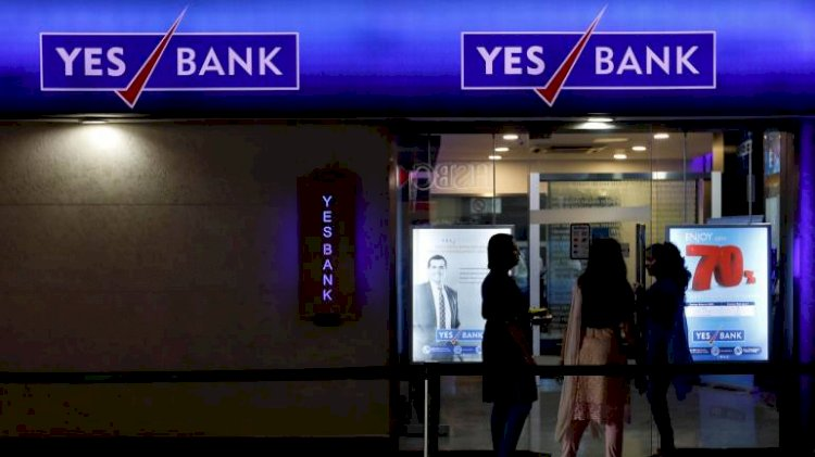Yes Bank share price jumps 8%