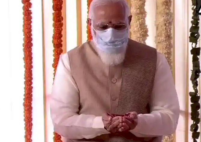 PM lays foundation stone, New Parliament building will fulfill country's aspirations, says PM Modi