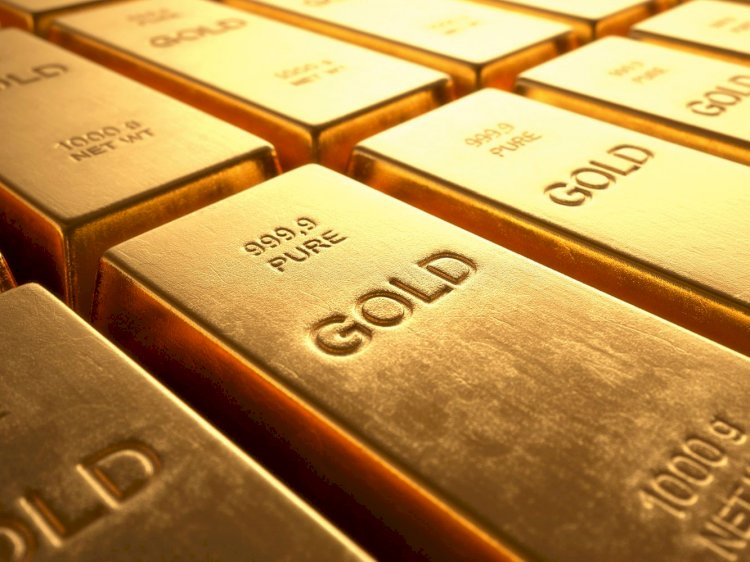 Gold metal trades high as US stimulus talks gaining pace.