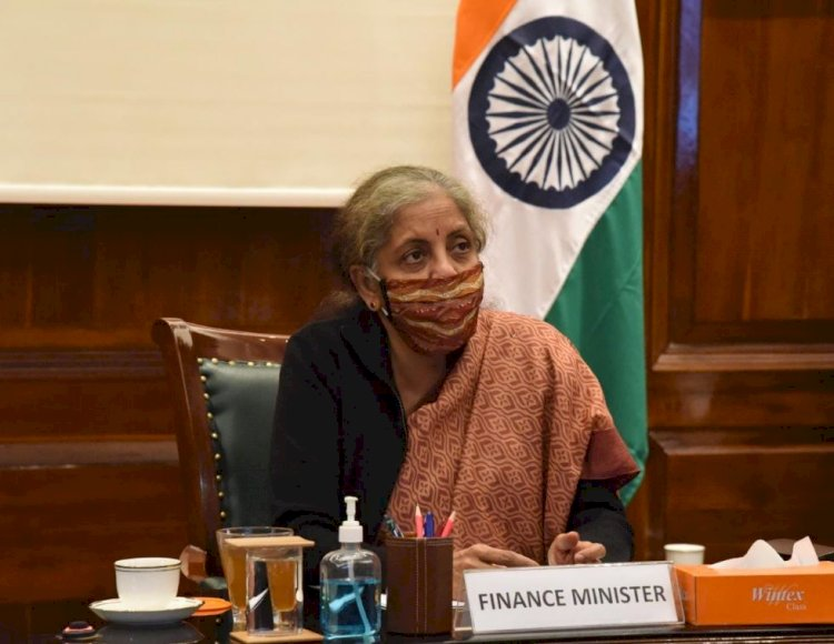 Nirmala Sitharaman holds 5th pre-Budget consultations with representatives of social sector