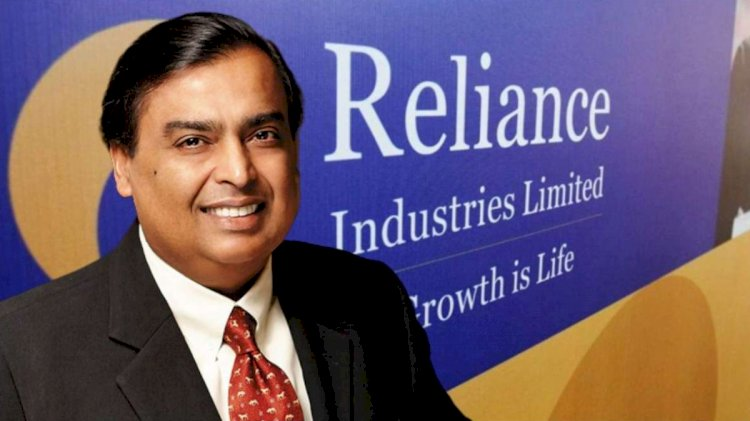 RIL share price gains on first gas production