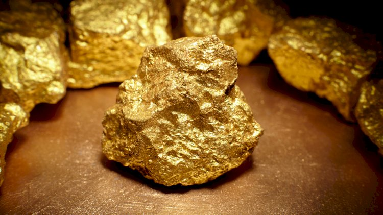 Gold metal trading lower by 0.07 percent at Rs 50,098 for 10 grams