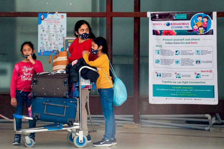 Govt issues SOPs for passengers from UK: 14-day quarantine on arrival