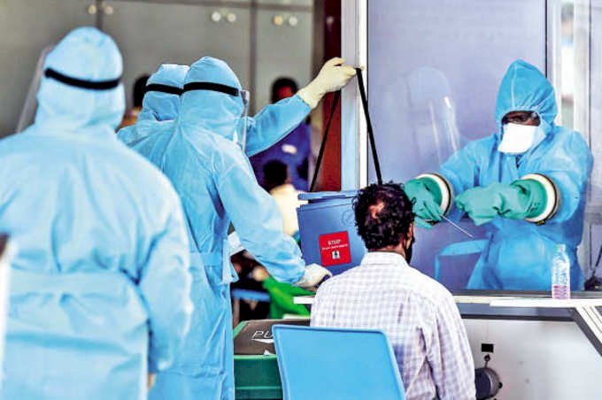 India reports 20,346 fresh Covid cases, 222 deaths in 24 hours