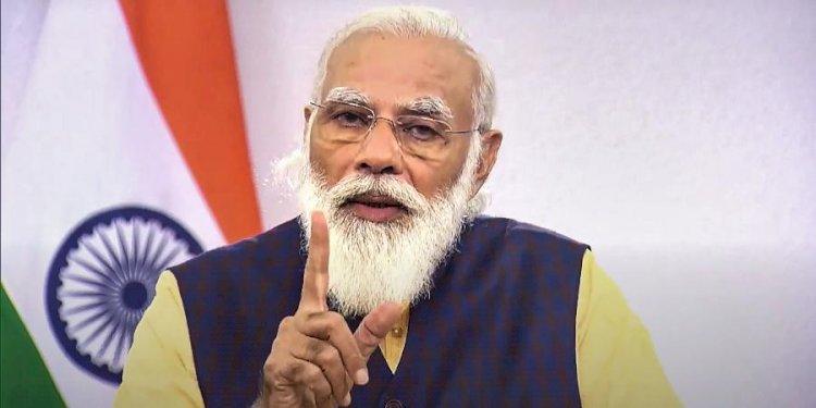 Distressed to see violence in US, peaceful transfer of power must continue: PM Modi