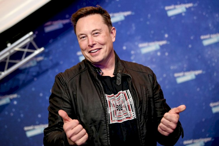 Elon Musk is now richest person in the world